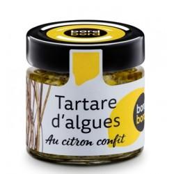 TARTARE ALGUES CITRON 110G