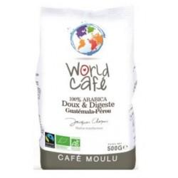 CAFE DOUX MOULU MELANGE 500G