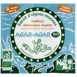 AGAR-AGAR POUDRE 2X4G