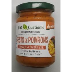 PESTO POIVRONS 140G