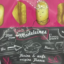 MADELEINE SANS BEURRE 400G