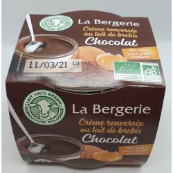 CRÈME CHOCOLAT BREBIS 2X100G