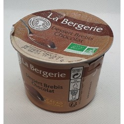 DESSERT CHOCOLAT BREBIS 125GRS