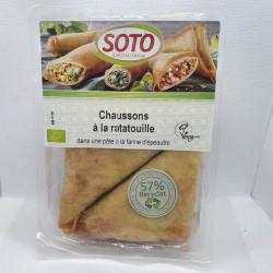 CHAUSSONS À LA RATATOUILLE 250G