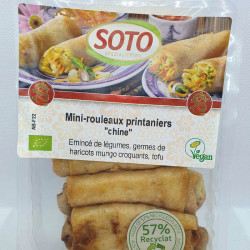 """ROULEAUX PRINTANIERS """"CHINE"""""""