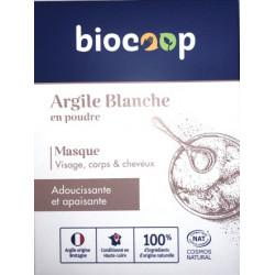 ARGILE BLANCHE KAOLIN POUDRE 200G