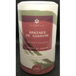 GRAINE DE CHANVRE DÉCORTIQUÉE 200 GRS