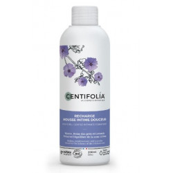 RECHARGE MOUSSE INTIME DOUCEUR 200ML