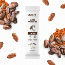 BARRE PROTEINEE CACAO 33GRS