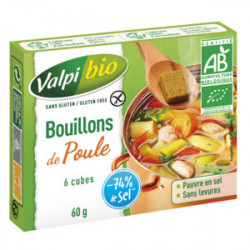 BOUILLON POULE CUBE (6) 60G