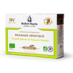 DRAINAGE HEPATIQUE AMP 10X10ML