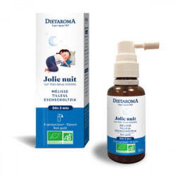 SPRAY ENFANT SOMMEIL JOLIE NUIT 30ML