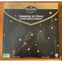 CALENDRIER AVENT ADULTE CHOCOLAT 125G