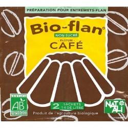 BIOFLAN CAFÉ SANS SUCRE 2X5GRS