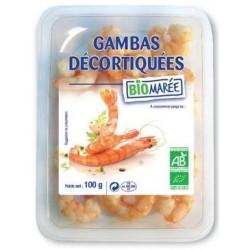 GAMBAS CUITES DÉCOR NATURE EQUATEUR 100G