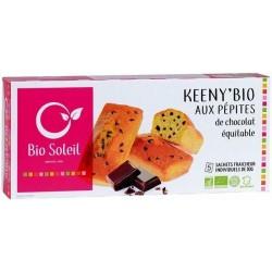 MINI CAKE PEPITE CHOC KEENY 150G