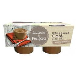 CRÈME DESSERT CAFÉ 4X105G