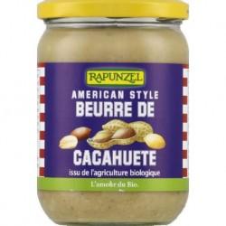 BEURRE DE CACAHUETES 500G