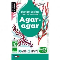 AGAR AGAR 5X4G