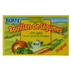 BOUILLON DE LEGUMES EN CUBES 8 X 10 GRS