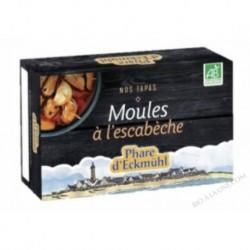 MOULES À L'ESCABÈCHE 111 GRS