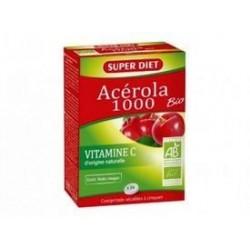 ACEROLA1000 COMPRIMES (2X12)