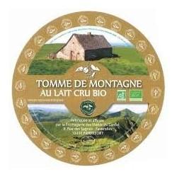 TOMME DE MONTAGNE 28% MG