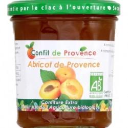 CONFITURE D'ABRICOT 370GRS