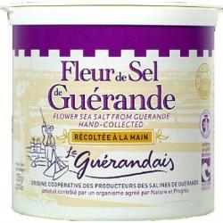 FLEUR DE SEL DE GUERANDE 140G