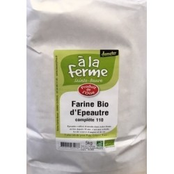 FARINE D'EPEAUTRE COMPLETE 5KG
