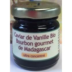 CAVIAR DE VANILLE BOURBON CONCENTRÉ 35G
