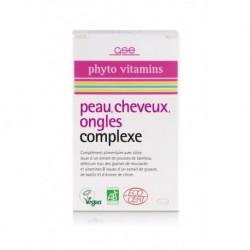 PEAU CHEVEUX ONGLES COMPLEXE CP 60X600MG