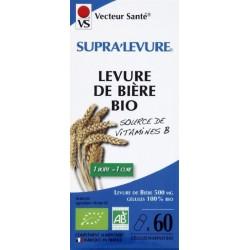 LEVURE DE BIERE SUPRA GELULES (60) 32G / PDM JUIL