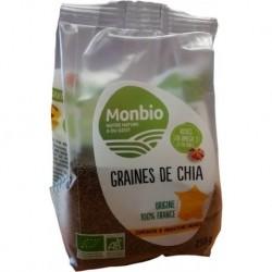 GRAINE DE CHIA NOIR 250 GRS