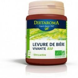 LEVURE DE BIÈRE VIVANTE 39G 90 GÉLULES