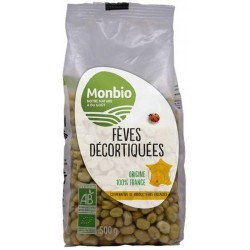FEVES DECORTIQUEES 500G